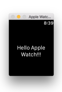 hello-apple-watch